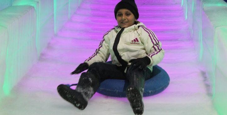Slide on Ice
